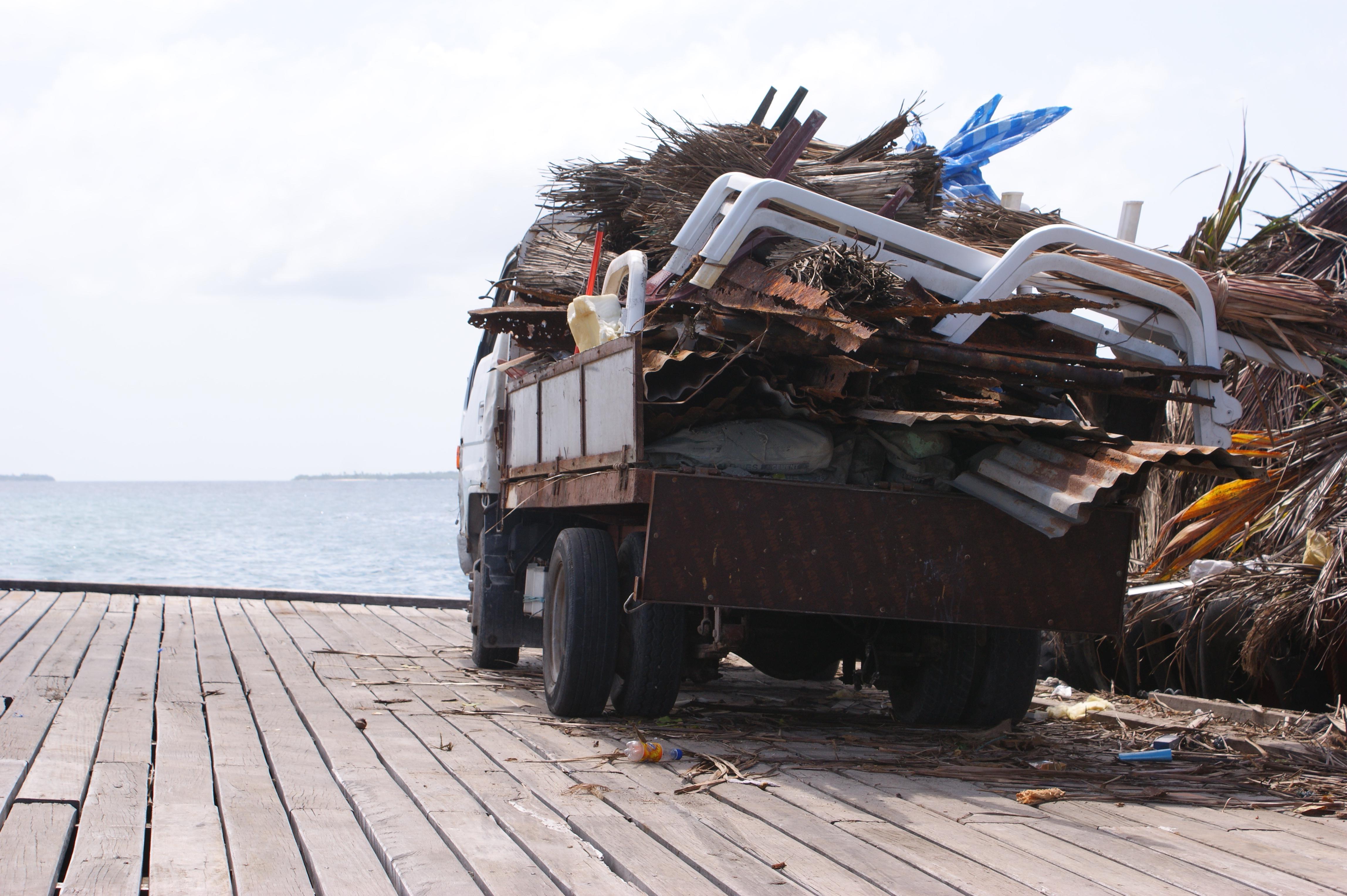 Haushalts- und Industrieabfälle sorgen für Meeresverschmutzung (c) Matthias Preisinger/Pixelio