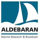 Logo ALDEBARAN Marine Research & Broadcast